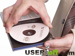 Windows не видит CD или DVD 344
