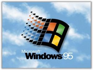 История развития Windows 95