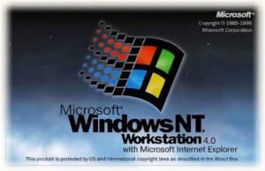 История развития WindowsNT