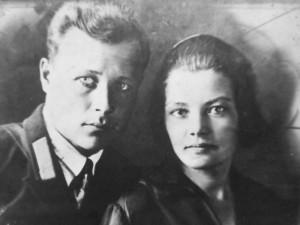Москвин Иван Уварович и Москвина Валентина Ефимовна