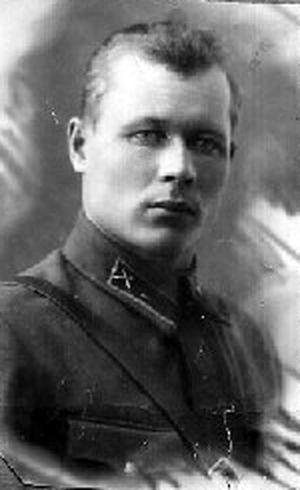 Москвин Иван Уварович