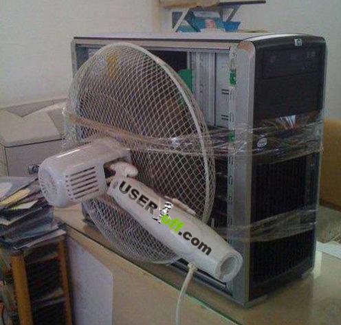 Охлаждение