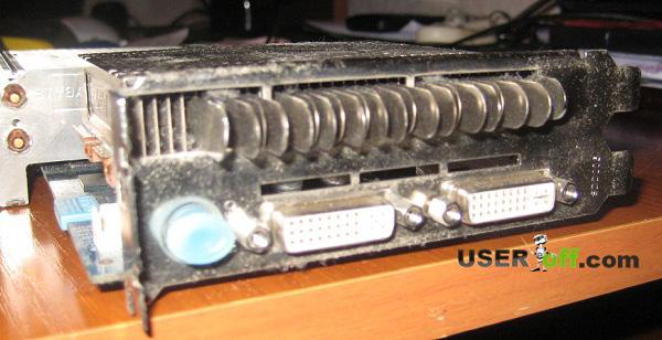 VGA и DVI