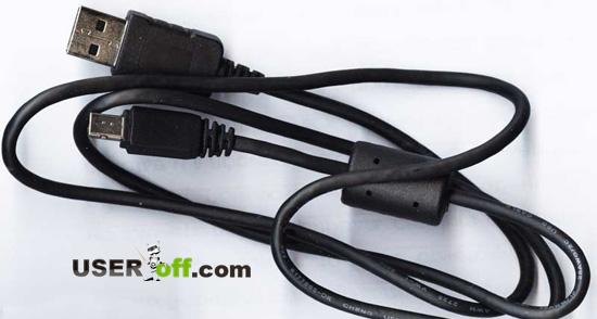 USB кабель фотоаппарата