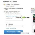 Решение проблемы, когда iTunes отказывается инсталлироваться