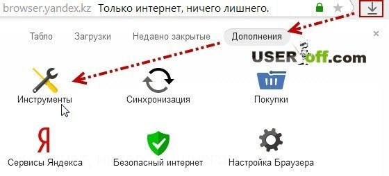 История в Яндексе
