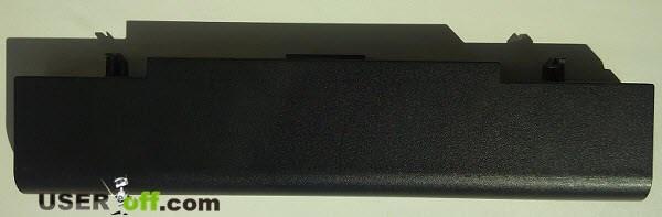 Вот так выглядит аккумулятор, который извлекли из ноутбука